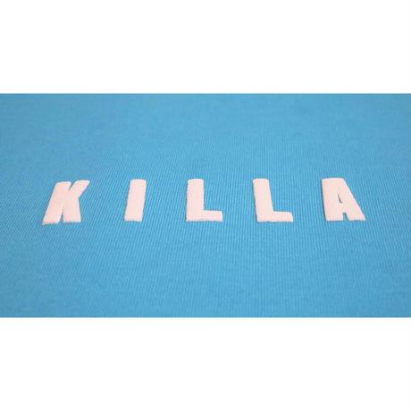 TINY KILLA S/S TEE AQUA BLUE