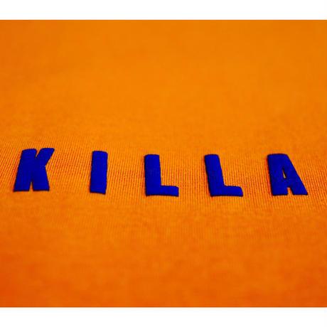 TINY KILLA S/S TEE ORANGE