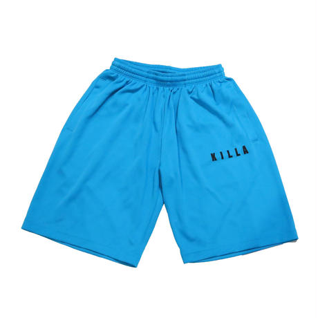 KILLA DRY HALF PANTS SKY BLUE