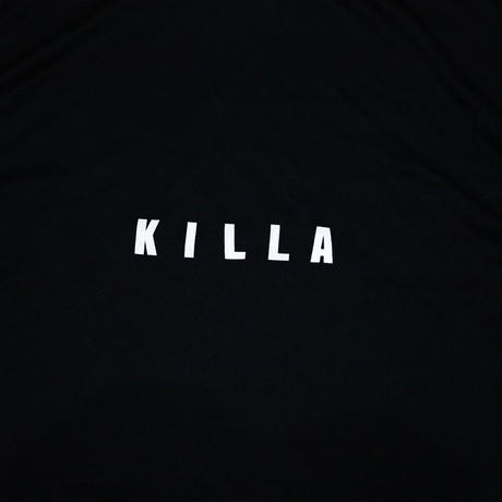 KILLA DRY TANK TOP BLACK