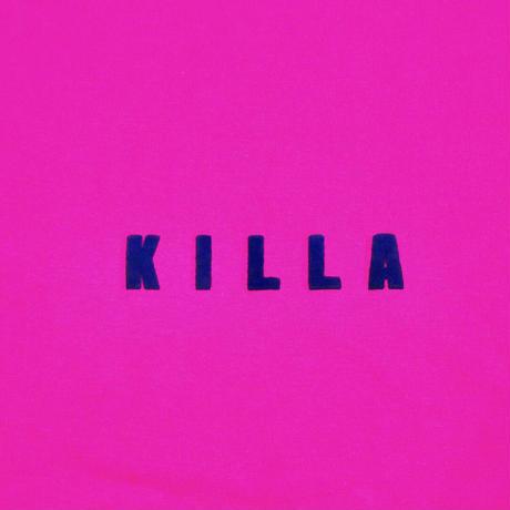TINY KILLA S/S TEE HOT PINK