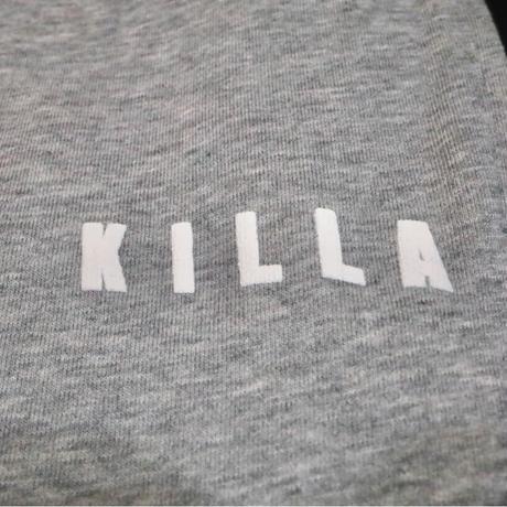TINY KILLA SWEAT PANTS GRAY