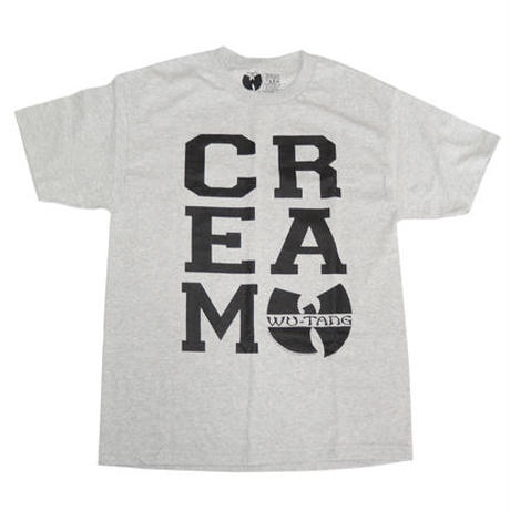 WU TANG CLAN UKMG EXCLUSIVE C.R.E.A.M. T-SHIRT