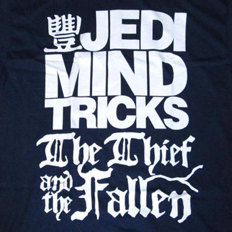 JEDI MIND TRICKS THE THIEF AND THE FALLEN T-SHIRT