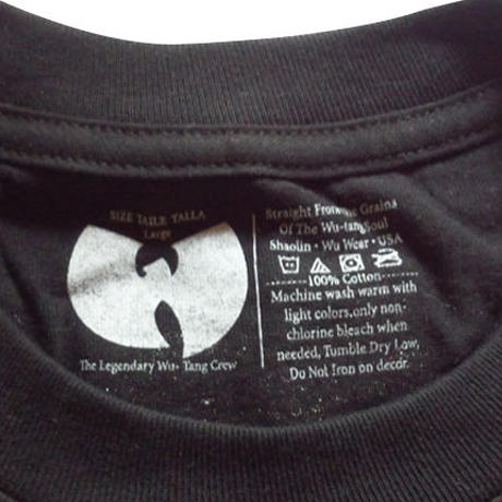 WU TANG CLAN UKMG EXCLUSIVE AINT NUTHIN T-SHIRT