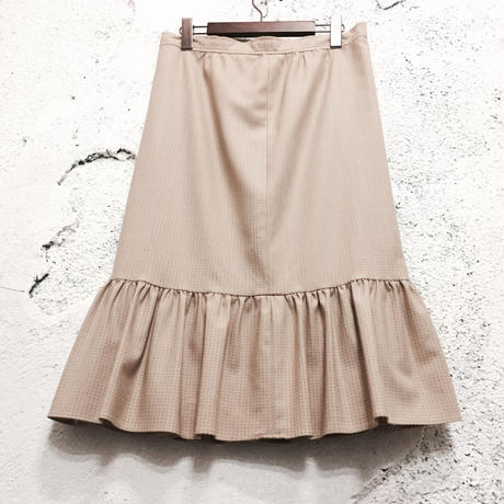 ''POAL & JOE'' Flare Skirt