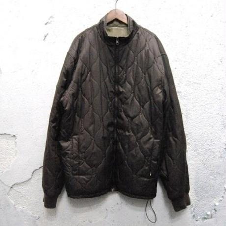 """""""STUSSY"""" reversible quilted jacket"""