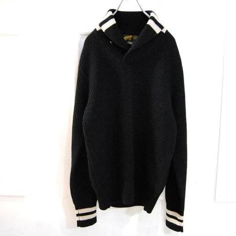 【RUGBY】ralphlauren shawl knit