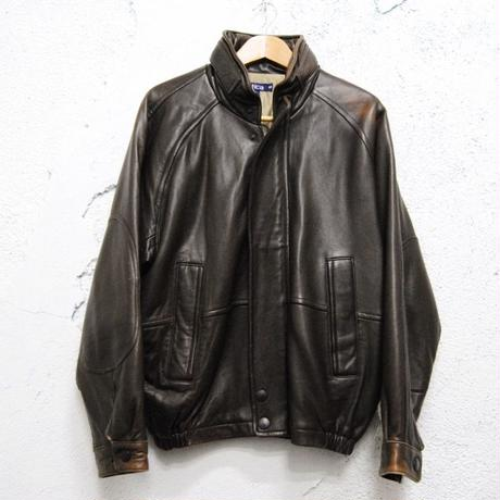 【NAUTICA】leather jacket