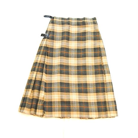 SCOTLAND Wrap Skirt