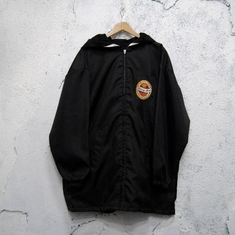 90s ''Tommy Boy'' Zip Up Nylon Parka