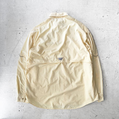 "⦅columbia⦆""PFG"" L/S フィッシングシャツ"