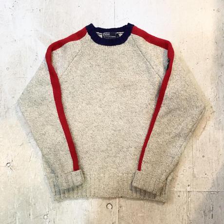 【POLO by Ralph Lauren】ウールニットセーター