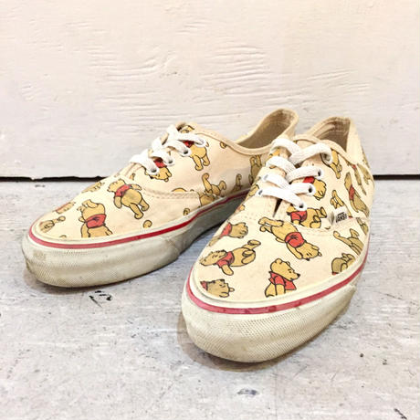"【VANS】90s ""Authentic  × Disney"""