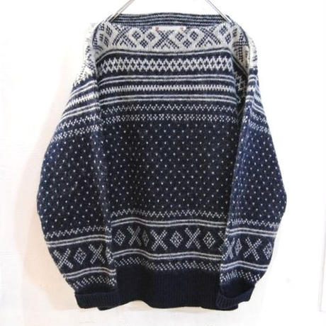 【McGREGOR】 nordic sweater
