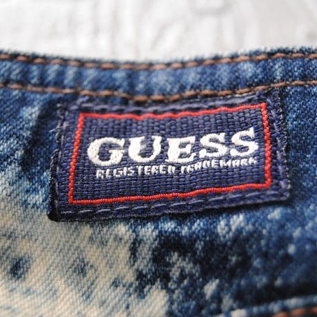 ''GUESS'' Breach Long Skirt