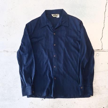 60s オープンカラーシャツ