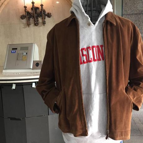 【POLO jeans ralphlauren】suede leather jacket