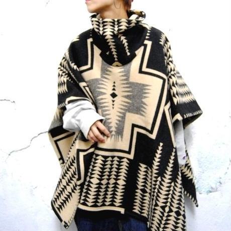 【PENDLETON】rug poncho
