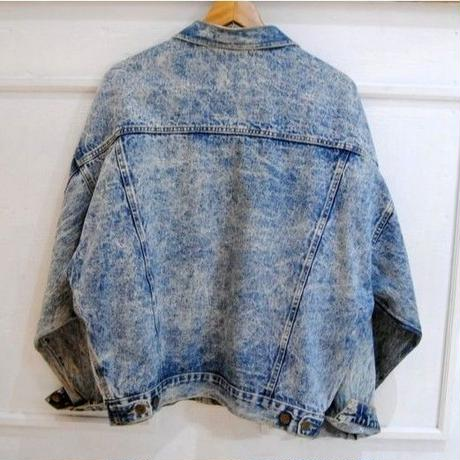 USA 90s 【GUESS】denim jacket
