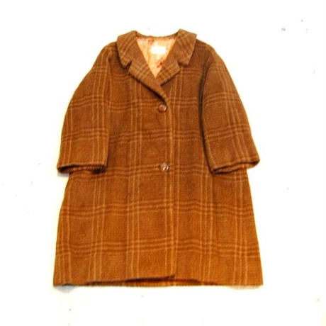 ENGLAND製 wool coat