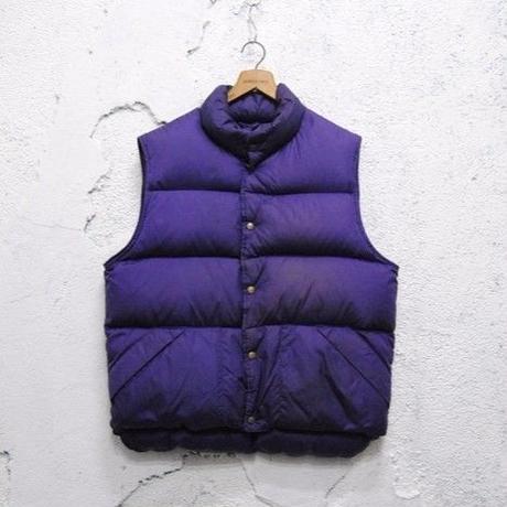 【L.L. BEAN】70s-80s Down Vest