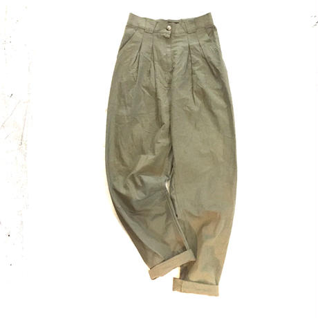 Linen Slacks Pants