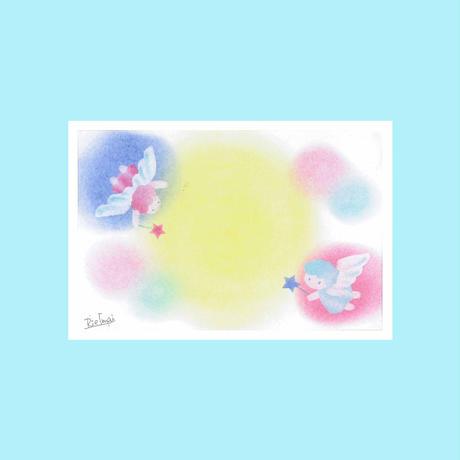 メッセージカード【夢】
