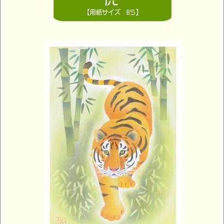 B5【虎】