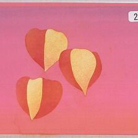メッセージカード【ほおずき】