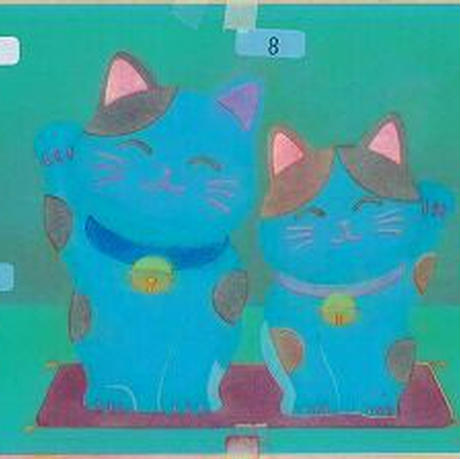 B6【まねき猫】