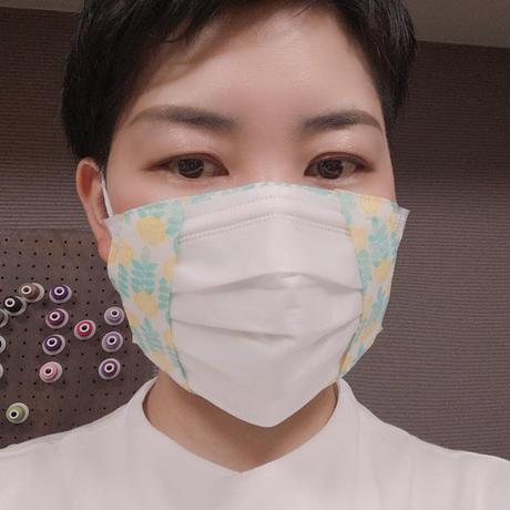 不織布マスク用マスクカバー(spring day)