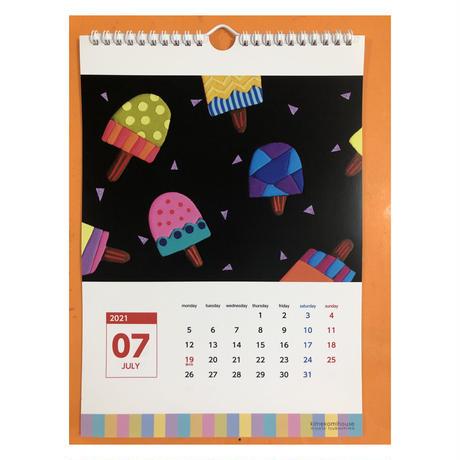 2021 black series  calendar