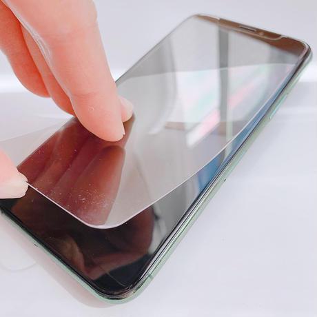 落下やキズから画面を守る!iPhone対応 強化ガラスフィルム