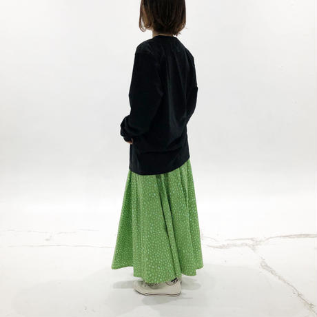 makumo × 君の好きな花【エダマメ】フレアスカート