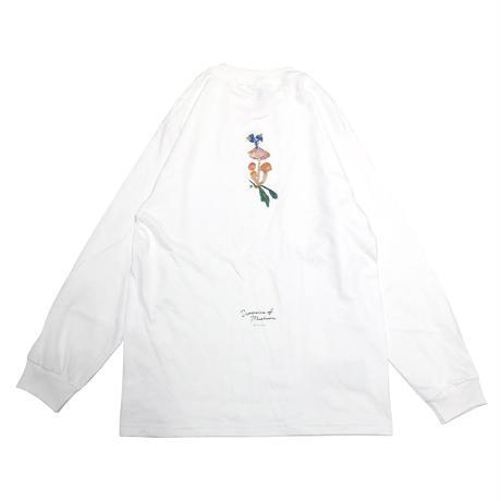 SAWAKO NINOMIYA × KIMINOSUKINAHANA L/S Tee