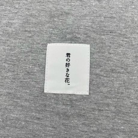 KEI MOGARI × KIMINOSUKINAHANA S/S Tee