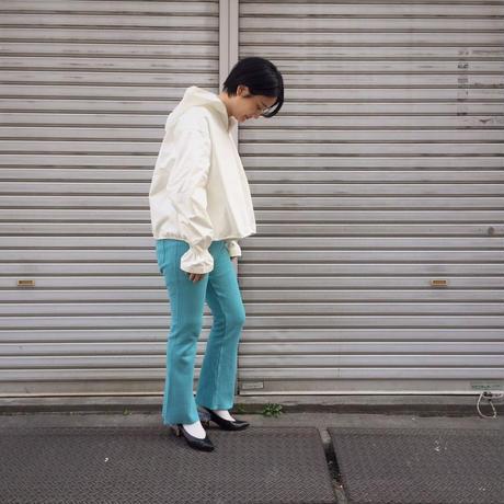 【 Yuumi ARIA 】ORGANIC WAFFLE FLARE PANTS