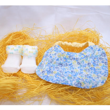 【 Creme Chantilly 】ソックス&スタイセット