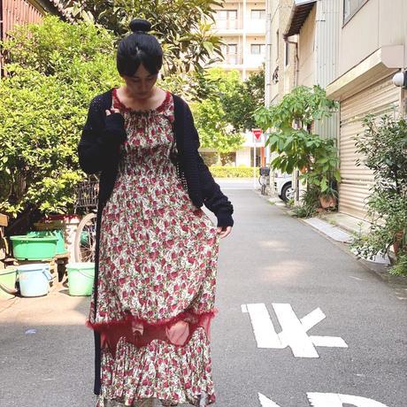 【 Yuumi ARIA 】HOLE KNIT CARDIGAN