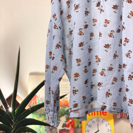 【 the new society 】OLIVA BLOUSE -4Y,6Y-