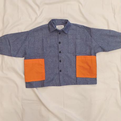 【 ROCKETPEAR 】Collector Shirt