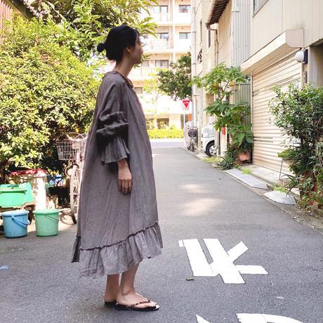 【 Ruimeme 】petal long dress