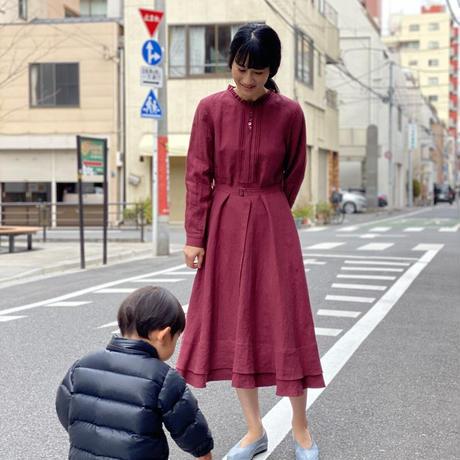 【 Ruimeme 】frill collar dress