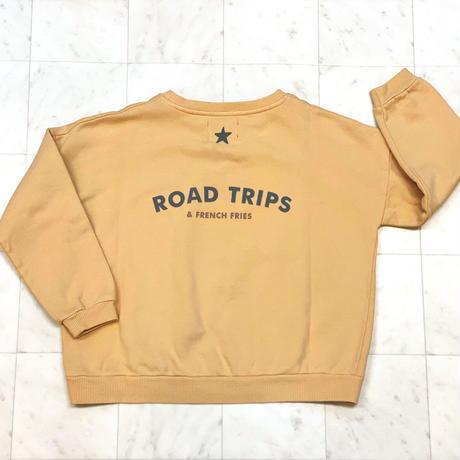 【 piupiuchick 】sweatshirt -ポテト- / 3Y , 6Y