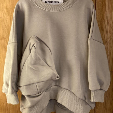 【 UNIONINI 】◯△ sweat shirt