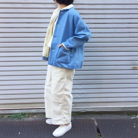 【 MARU TO 】Jacket DENIM