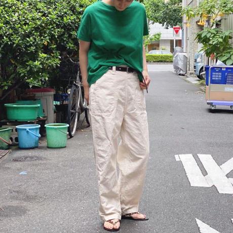 【 OMNIGOD 】Short sleeve MANNISH Tee