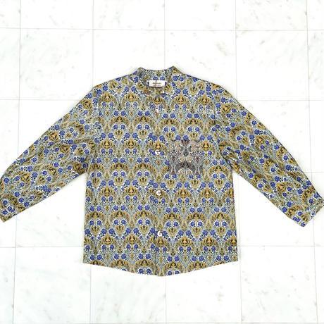 【 melenani 】CHIRTS [チャツ]  Long Sleeve Shirt (YELLOW ROSE)