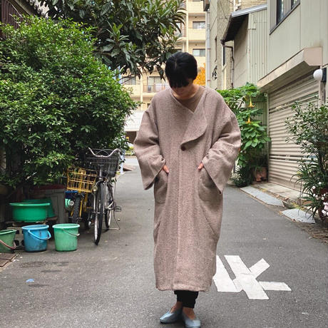 【 umu 】harinezumi coat